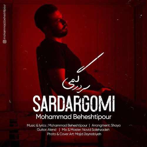 دانلود آهنگ جدید محمد بهشتی پور سردرگمی