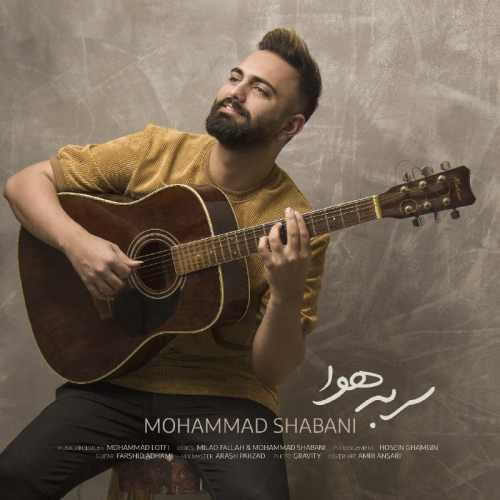 دانلود آهنگ جدید محمد شعبانی سر به هوا