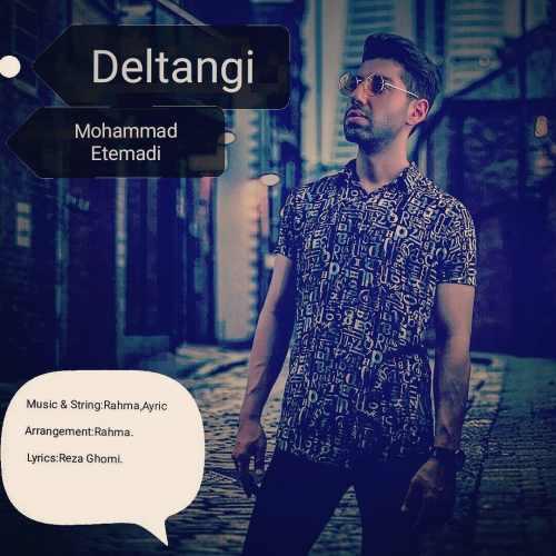 دانلود آهنگ جدید محمد اعتمادی دلتنگی