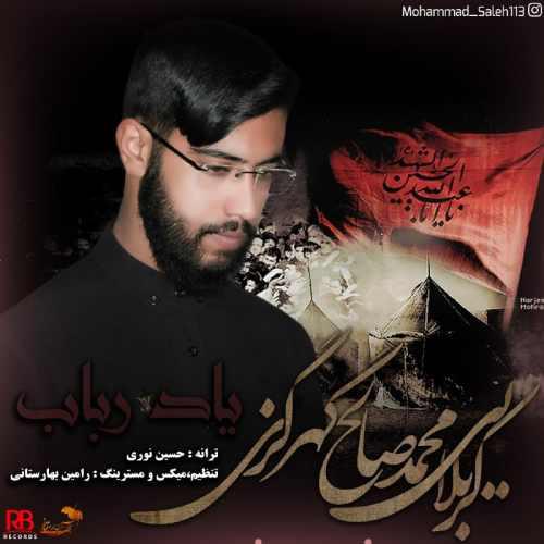دانلود آهنگ جدید محمدصالح گهرگزی یاد رباب