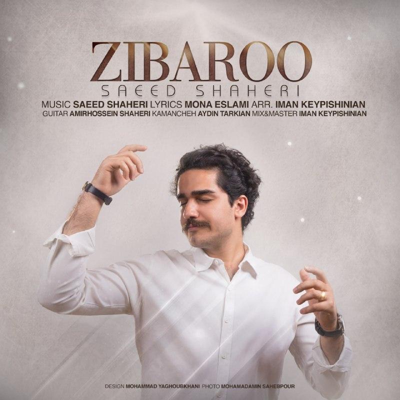 دانلود آهنگ جدید سعید شاهری زیبارو